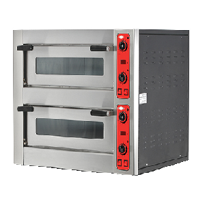 Electric Pizza Oven, 2 Decks 5+5 Pizza