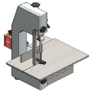 Anodized Bone Saw Machine